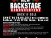 Backstage Strassenfest
