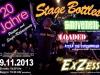 20 Jahre Stage Bottles