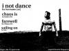I Not Dance