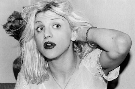 Courtney Love, 1991