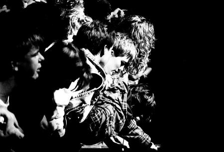 Die toten Hosen, Publikum, 1989