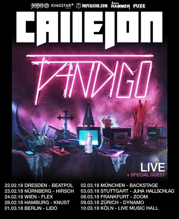 Callejon Tour 2018