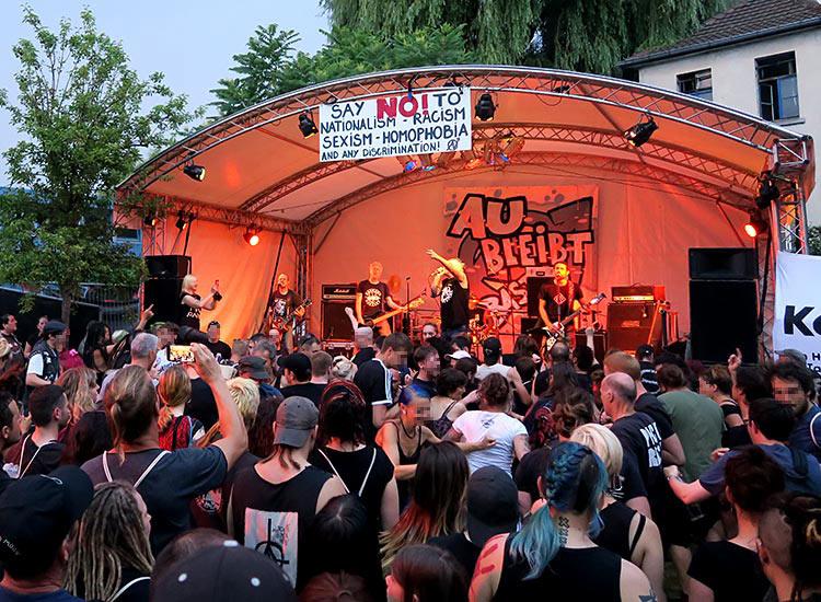 Au-Sommerfest 2018