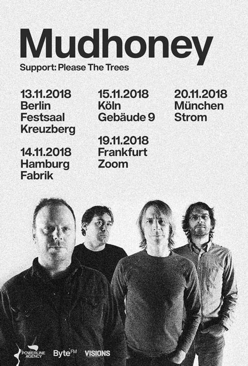 Mudhoney Tour