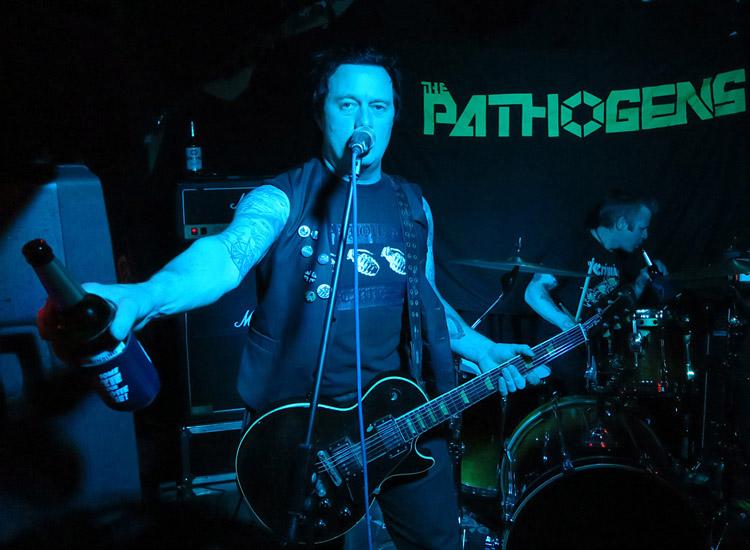 The Pathogens