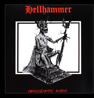 """Hellhammer-EP """"Apocalyptic Raids"""""""