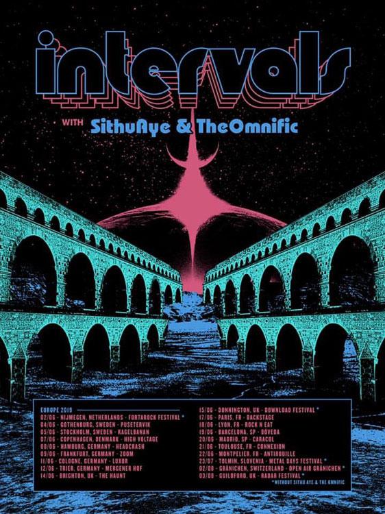 Intervals Tour 2019
