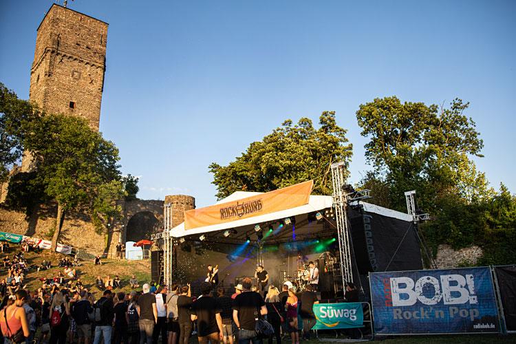 Rock auf der Burg Festival 2019