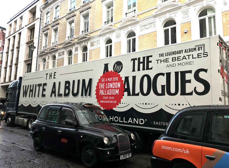 The Analogues Truck