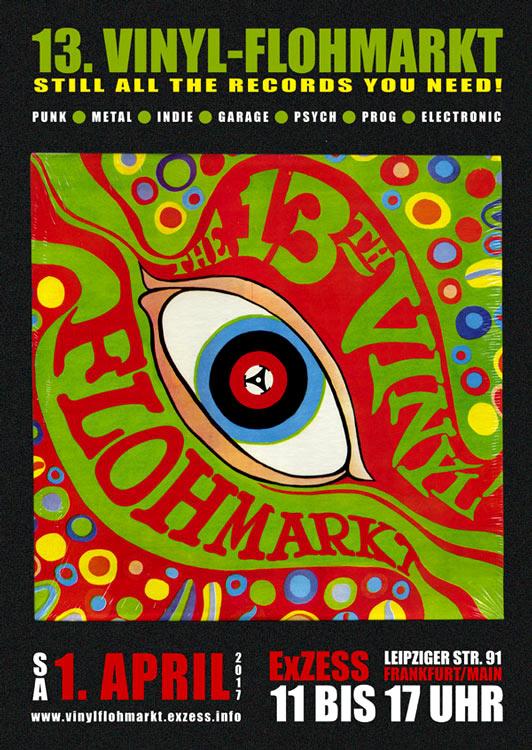 Vinyl-Flohmarkt #13