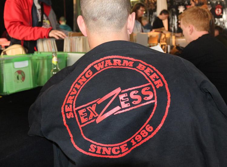 ExZess-Plattenflohmarkt