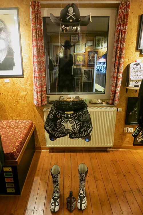 """Ausstellung """"Tribute to the Göd of Rock'n'Roll"""" in Marl"""